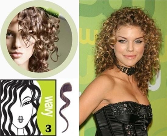 cabelos cacheados tipo 3 Deva curl