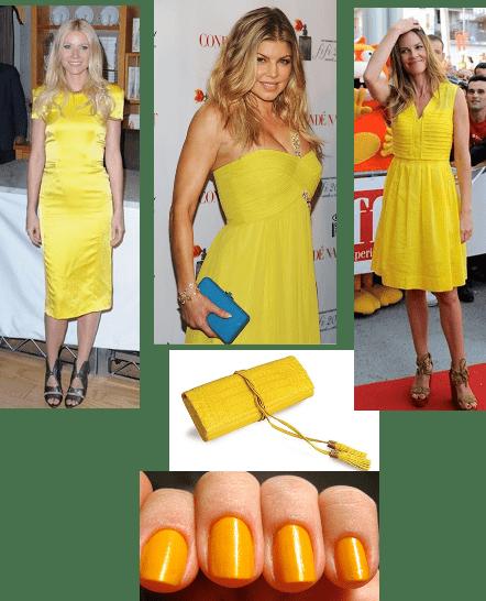 Amarelo fotos Amarelo Canário! a cor da vez!