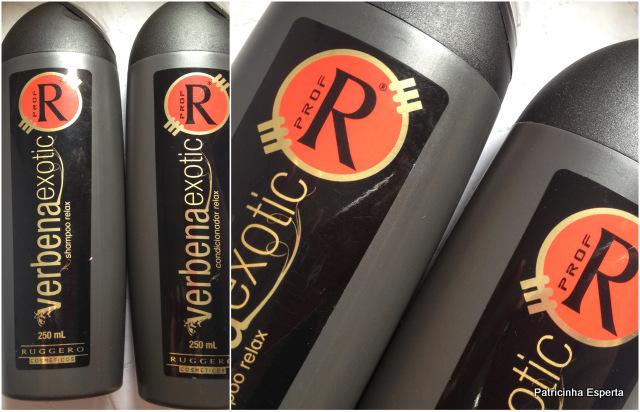 2012 11 051 - Shampoo e Condicionador Verbena Exotic – Ruggero