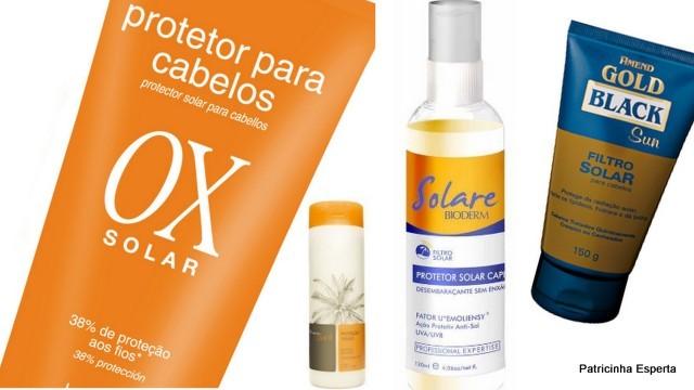 2012 12 093 Filtro Solar Capilar: Tem Que Usar!