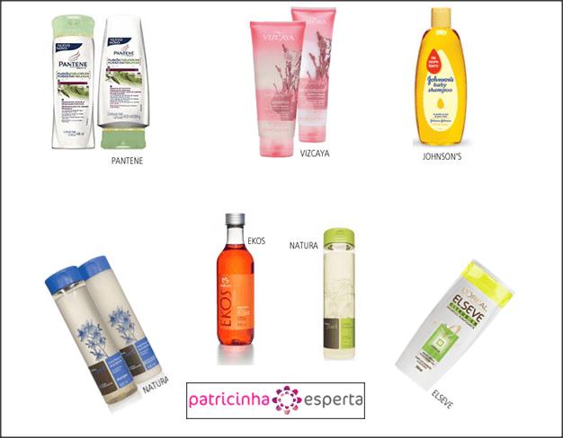 Shampoos Evite a oleosidade dos cabelos no verão!