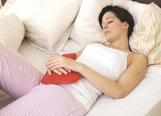 colica Acabe com a cólica menstrual em cinco minutos!