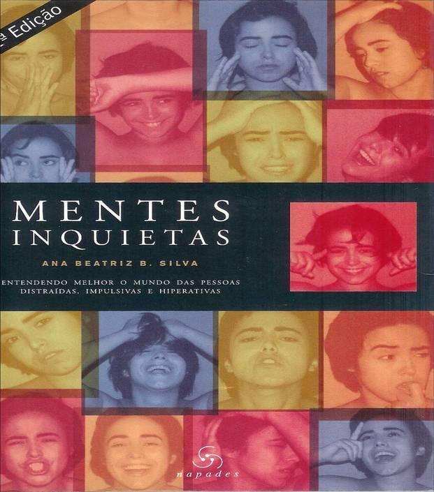 menthes inquietas - Livro: Mentes Inquietas