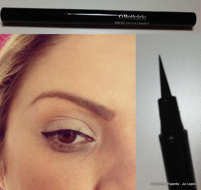 2013 02 190 - Caneta Delineadora para Olhos Make B. - O Boticário