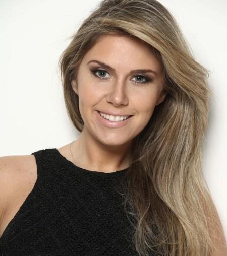 gabriela - Gabriela Pasqualin revela como trata o cabelo loiro e cuida da pele