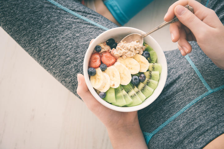 iStock 637567524 - Pré Fitness - O que comer antes da Academia