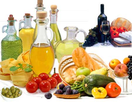 A importância da alimentação equilibrada: Dieta do Mediterrâneo