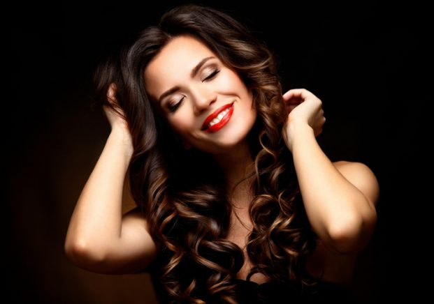 Spray de Brilho para cabelo