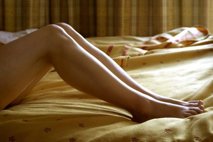 joelhos - Hidrate seus joelhos!