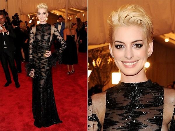 anne - Anne Hathaway, a nova loira fatal!