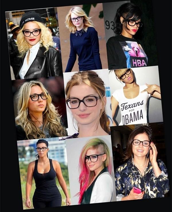 oculos3 Tendência: aposte em óculos estilosos!