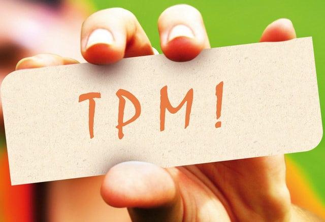 TPM: O Que É e Como Tratar?