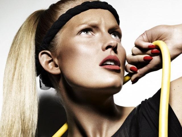 workout in makeup Bad Beauty Habit 640x480 - Academia x Cabelo: dê fim a essa guerra!
