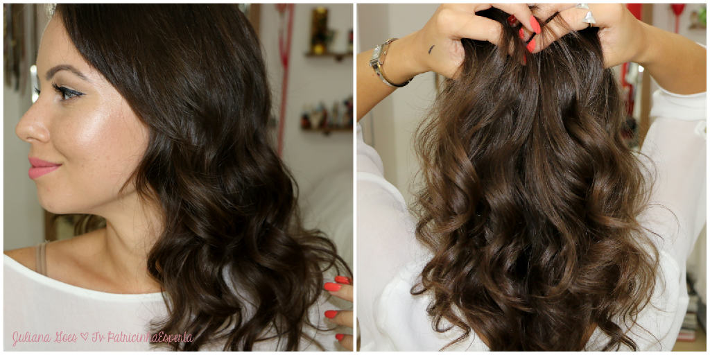 juliana goes hairstyler Hair Styler Polishop | Cachos Perfeitos, na Hora!