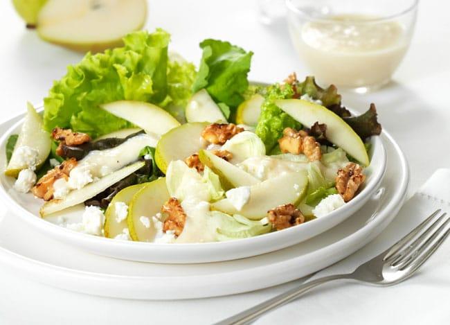 Menu de Verão: salada tem tudo a ver com a estação
