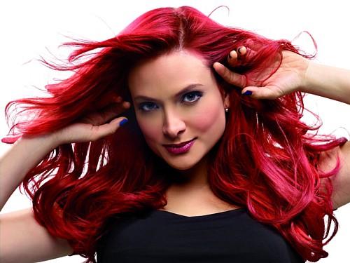 tinta para cabelo vermelho - Dicas para manter os fios coloridos por mais tempo!