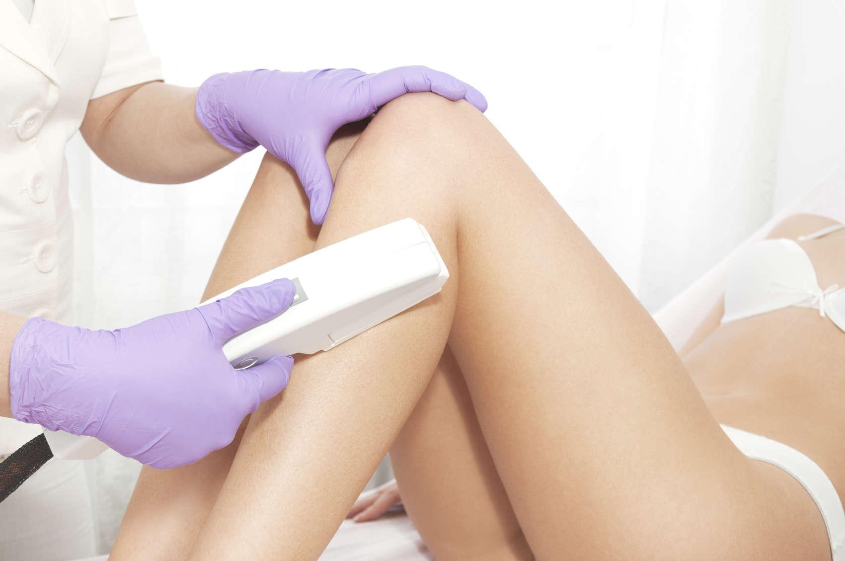 Como funciona a depilação a laser?