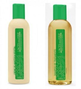 Nutriente Hair Laces and Hair