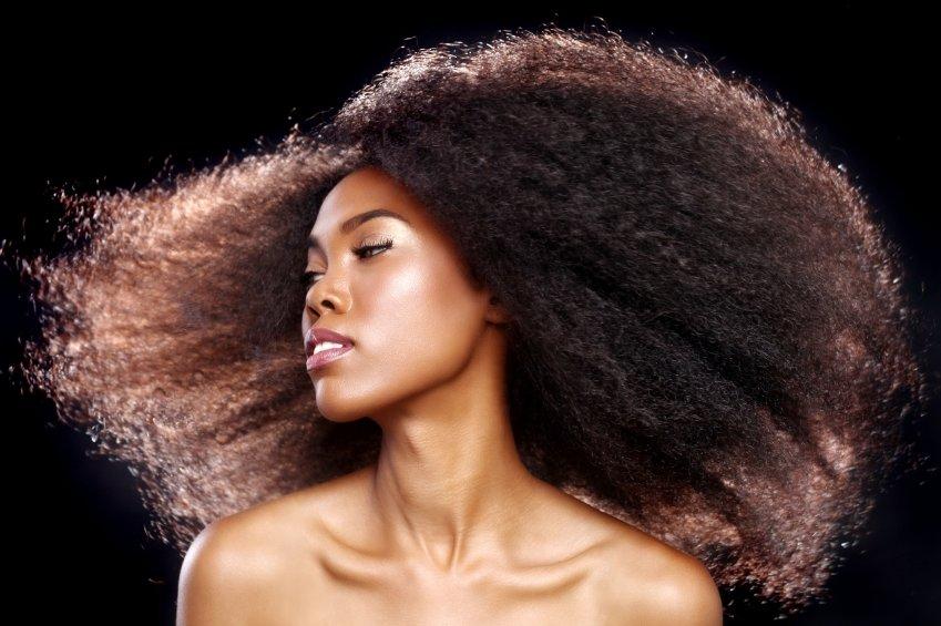 Hidratação  caseira para cabelos crespos