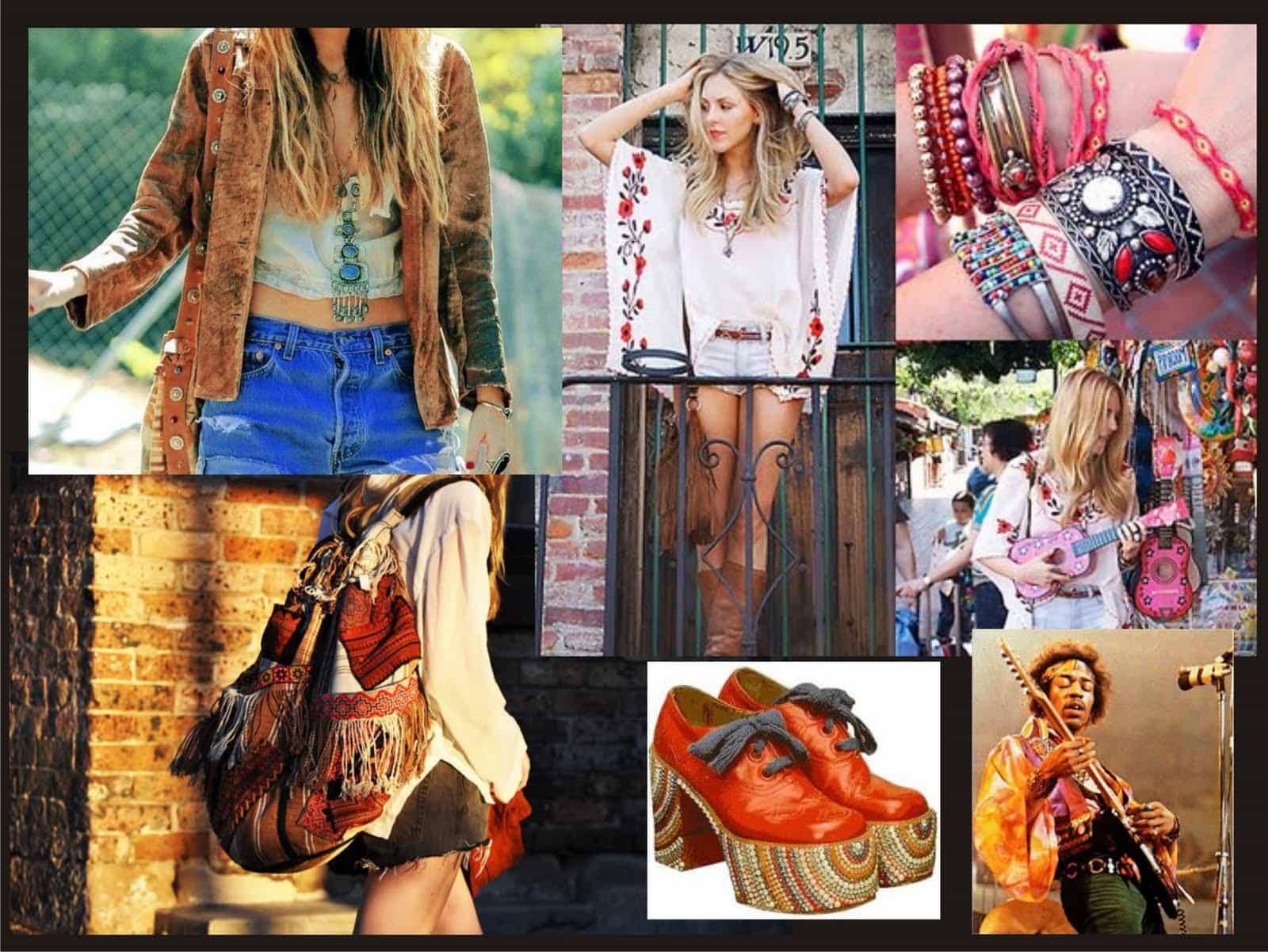 estilo hippie como usar patricinha esperta