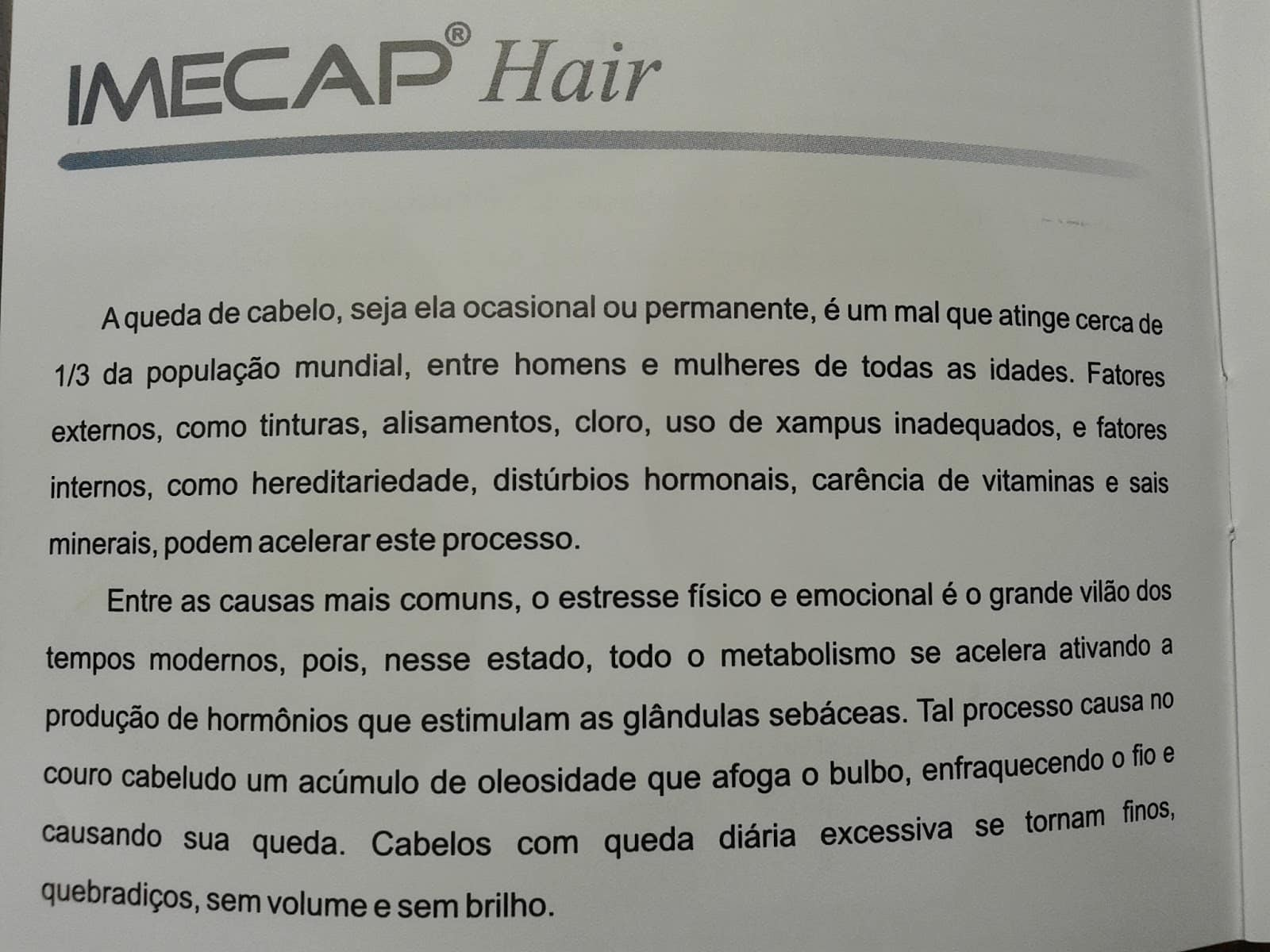 Impecap Hair funciona?