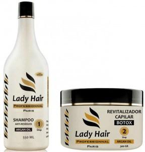 Botox Lady Hair foto reprodução