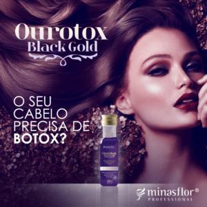 Ourotox Black Gold 300x300 - Botox capilar: o que é? Como fazer e benefícios