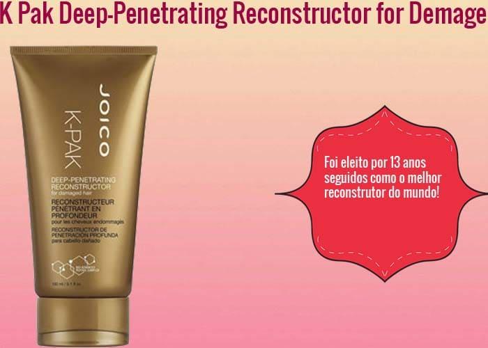 Deep Penetrating - Joico Deep Penetrating Resenha