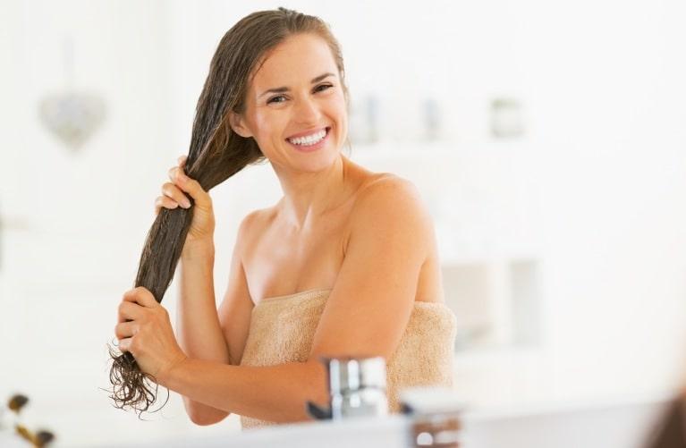 hidratar os cabelos em casa