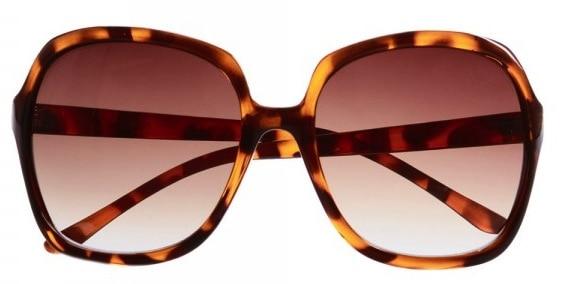 óculo de sol grande