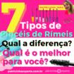 Insta 105x105 - Pincéis De Rímeis: Quais São As Diferenças? Qual O Melhor?