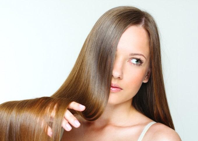 Alongamento cabelo