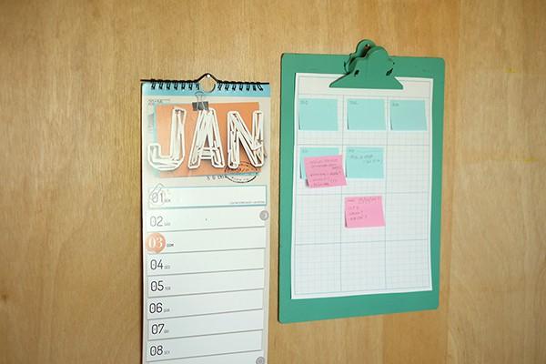 imaginarium produtos 2016 calendario - Agenda 2016 - Saiba como mantê-la organizada!