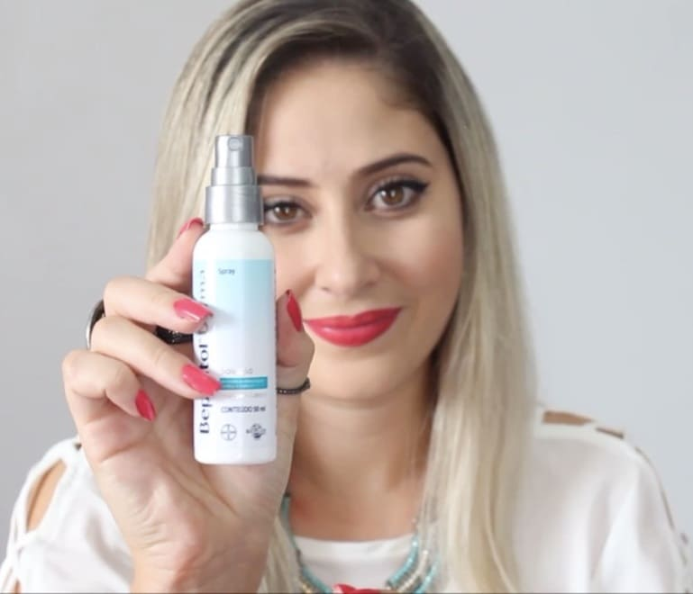 Bepantol® Derma Solução Spray