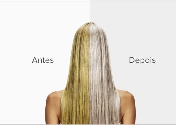 Ultimate Blonde UB Máscara Matizadora Platinum