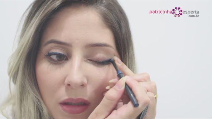 lápis de olho