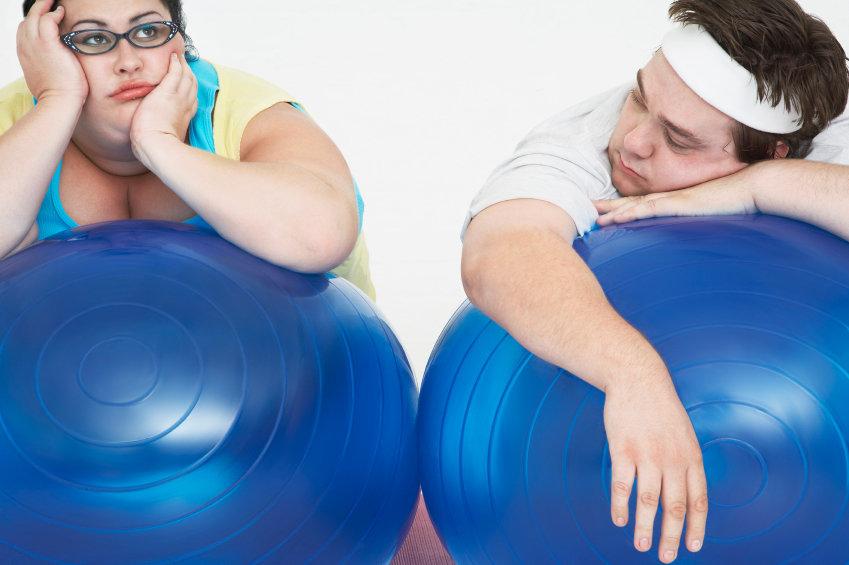 Exercícios ajudam a perder os quilos extras