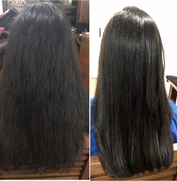 exo hair resultado