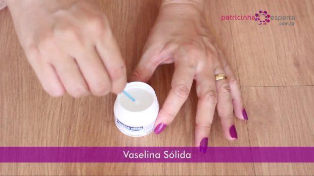 Como remover esmalte