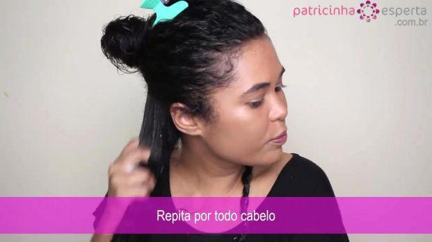 hidratar cabelos cacheados