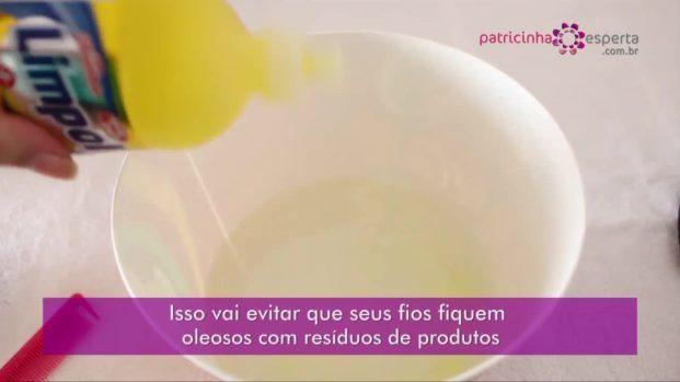 Evite a oleosidade capilar