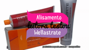 Wellastrate resenha 364x205 - Leitora testou - Alisamento Wellastrate