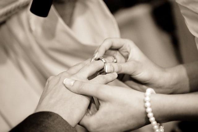 lista de convidados de casamento