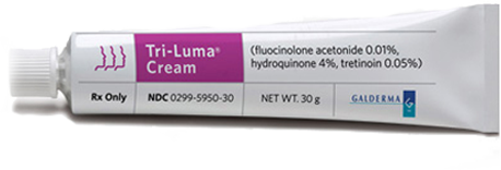 Tri-Luma Cream