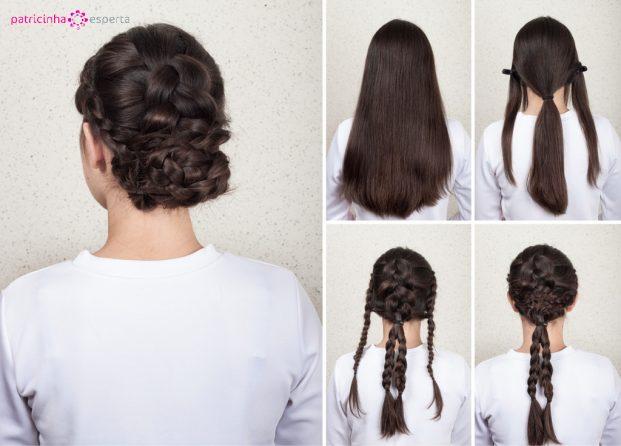 como fazer penteados para madrinhas de casamento