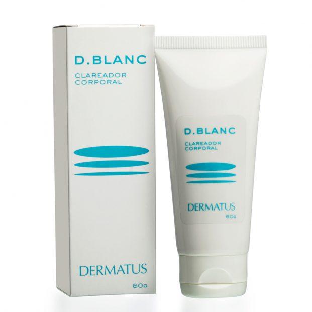 Clareador Corporal D-Blanc Skin Plus, Dermatus