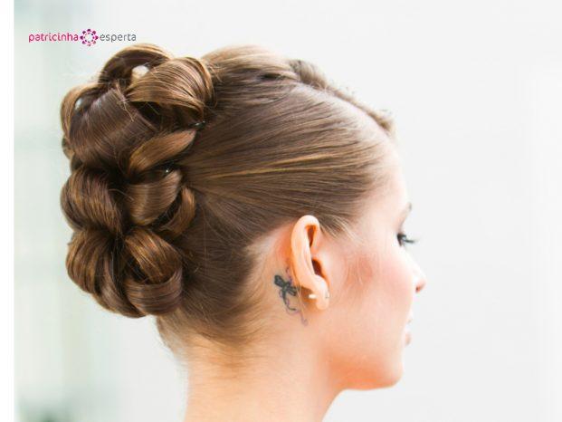 Penteados para madrinhas de casamento a noite 2017