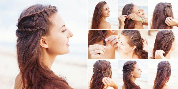 como fazer um penteado para madrinha de casamento sozinha