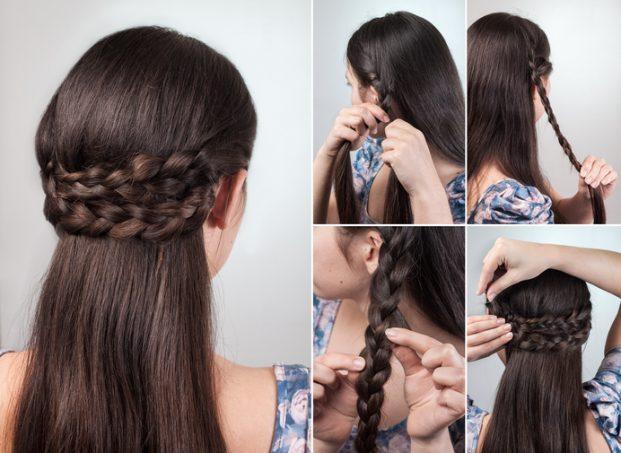 como fazer penteado fácil para madrinha de casamento
