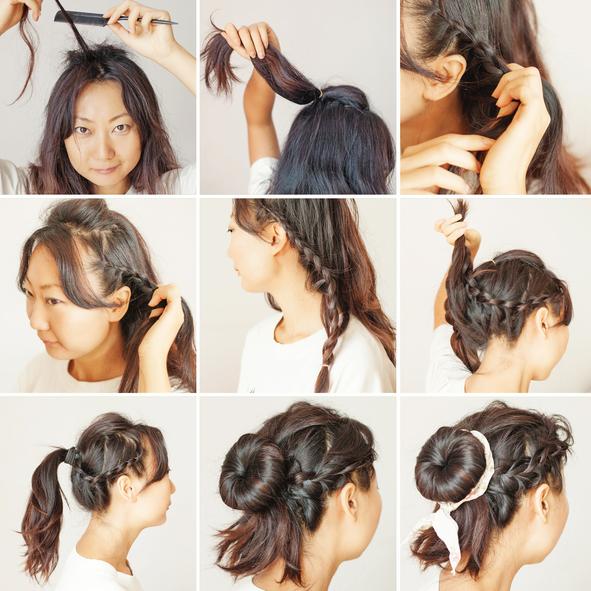 como fazer penteados para madrinhas de casamento passo a passo